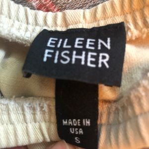 Eileen Fisher linen pull on pants